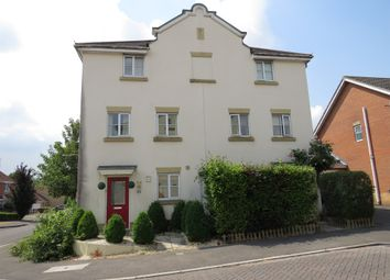 Thumbnail 4 bed semi-detached house for sale in Elder Crescent, Andover