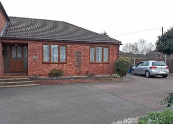 Thumbnail 2 bed semi-detached bungalow to rent in 2A Bitterscote Lane, Fazeley, Tamworth, Staffordshire