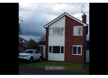 Thumbnail 4 bed detached house to rent in Kingfisher Drive, Stourbridge