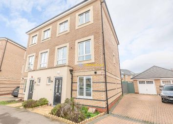 Thumbnail 4 bed semi-detached house to rent in Kings Reach, Langley