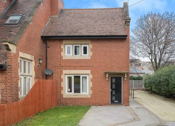 Thumbnail 3 bed link-detached house for sale in Old Green Close, Whitwell, Worksop