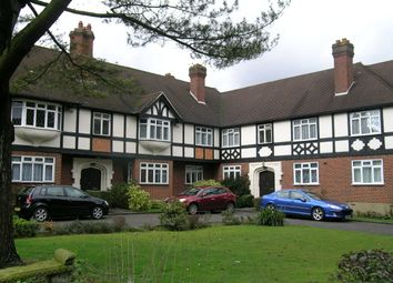 Thumbnail 2 bed flat to rent in Ennor Court, London Road, North Cheam, Surrey