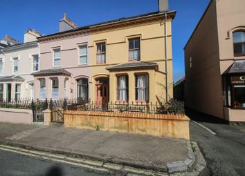 Thumbnail 5 bed terraced house for sale in Brunswick Road, Douglas, Isle Of Man