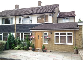 Thumbnail 4 bed semi-detached house to rent in Torrington Drive, Potters Bar