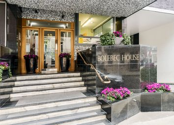 Thumbnail 1 bed flat to rent in Bolebec House, Lowndes Street, London