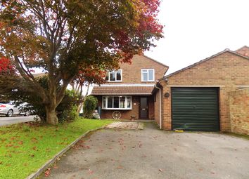 Thumbnail 4 bed detached house for sale in Winters Close, Holbury