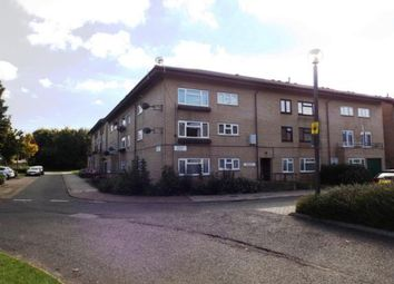 Thumbnail 1 bed flat for sale in Cleavers Avenue, Conniburrow, Milton Keynes, Buckinghamshire