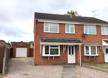 Thumbnail 3 bed semi-detached house to rent in Leconfield Close, Lincoln
