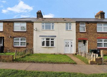 Thumbnail 3 bed terraced house for sale in Sweyne Road, Swanscombe