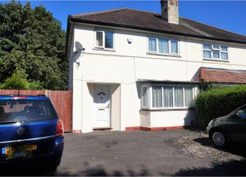 Thumbnail 3 bed semi-detached house for sale in Sedgley Road West, Tipton