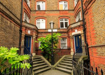 Thumbnail 1 bed flat for sale in Greyhound Mansions, Greyhound Road, London