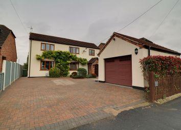 Thumbnail 4 bed detached house for sale in Fernbank, Battle Green, Epworth, Doncaster