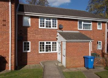 Thumbnail 1 bed flat to rent in Lambourne Close, Lichfield
