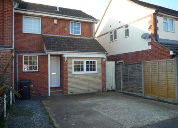 Thumbnail 2 bed terraced house to rent in Ferrol Road, Gosport