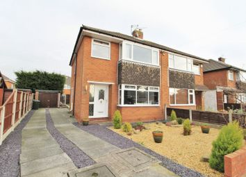 Thumbnail 3 bed semi-detached house for sale in Woodlee Road, Hesketh Bank, Preston