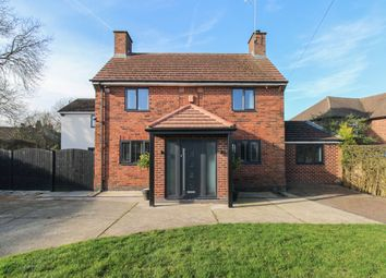 Thumbnail 5 bed detached house for sale in Chesterfield Road, Tibshelf, Alfreton