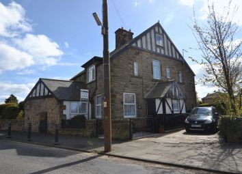 Thumbnail 2 bed semi-detached house for sale in Longframlington, Morpeth