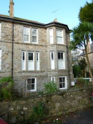 Thumbnail 1 bedroom flat to rent in Trewithen Road, Penzance