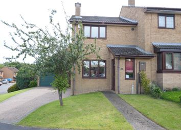 Thumbnail 2 bed semi-detached house for sale in Meadowside Close, Wingerworth, Chesterfield