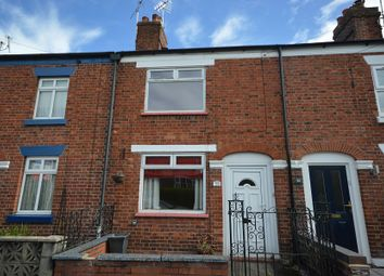 Thumbnail 2 bed terraced house for sale in Newfield Street, Sandbach