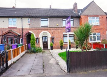 Thumbnail 3 bed terraced house for sale in Queens Drive, Liverpool