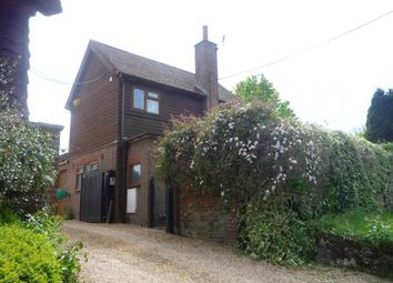 Thumbnail 1 bed property to rent in Bolebec Cottage, 9 Oving Road, Whitchurch
