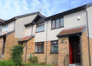 Thumbnail 2 bed end terrace house for sale in Combe Quadrant, Bellshill, North Lanarkshire