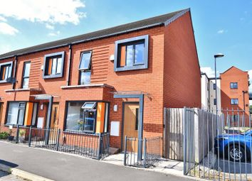 Thumbnail 3 bed end terrace house for sale in Blodwell Street, Salford