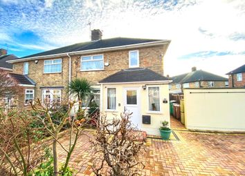 Thumbnail 3 bed semi-detached house for sale in Scafell Way, Clifton, Nottingham