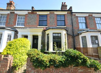 Thumbnail 4 bed terraced house for sale in Geldeston Road, London