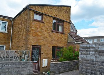 Thumbnail 3 bed semi-detached house for sale in Woodland Close, Bettws, Bridgend, Mid Glamorgan