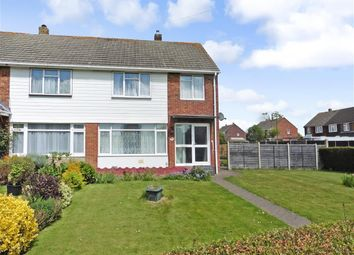 Thumbnail 3 bed semi-detached house for sale in Cooks Lane, Emsworth, West Sussex