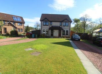 Thumbnail 2 bed semi-detached house for sale in Glen Luss Gardens, Glasgow