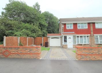 3 bed semi-detached house for sale in Crantock Close, Halewood, Liverpool L26