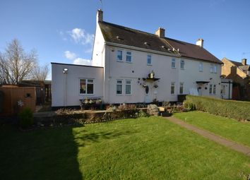 Thumbnail 3 bed semi-detached house for sale in High Street, Ecton, Northampton