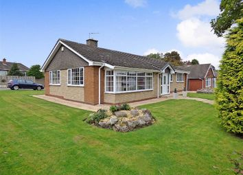 Thumbnail 3 bed detached bungalow for sale in Old Hednesford Road, Cannock, Staffordshire