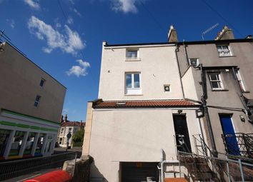 Thumbnail 4 bed flat to rent in Zetland Road, Redland, Bristol