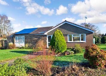 Thumbnail 3 bed detached bungalow for sale in Arun Vale, Coldwaltham, West Sussex