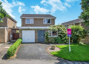 Thumbnail 4 bed detached house for sale in Parkway, Chellaston, Derby