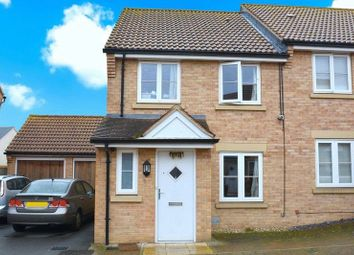 3 bed semi-detached house for sale in Cagney Crescent, Oxley Park, Milton Keynes MK4