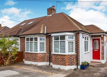 Thumbnail 2 bed semi-detached house to rent in Kendor Avenue, Epsom