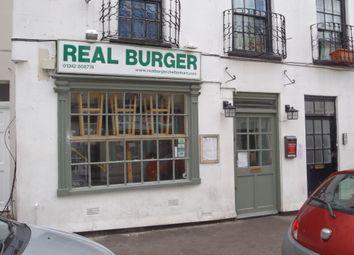 Thumbnail Restaurant/cafe for sale in Grosvenor Street, Cheltenham