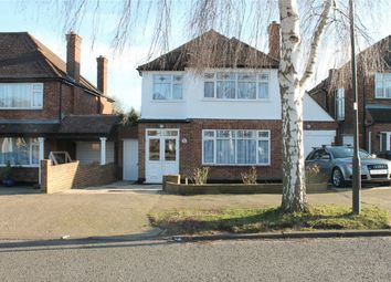Thumbnail 3 bed detached house to rent in Dalkeith Grove, Stanmore, Middlesex