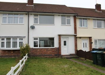 Thumbnail 3 bedroom terraced house to rent in Kimble Close, Allesley, Coventry