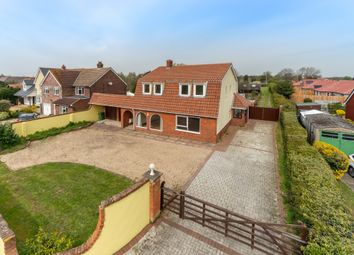 Thumbnail 5 bed detached house for sale in Steam Mill Road, Bradfield, Manningtree, Essex