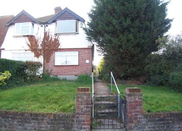 Thumbnail 2 bedroom end terrace house to rent in Barr Road, Gravesend