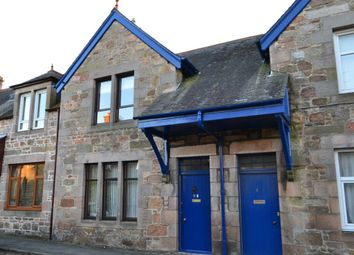 Thumbnail 2 bed terraced house for sale in 9 Tulloch Park, Forres
