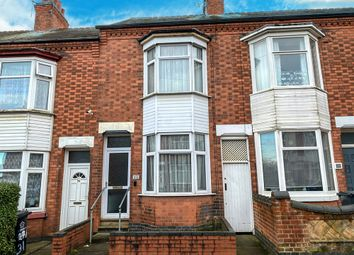 3 bed terraced house for sale in Marlow Road, Leicester LE3
