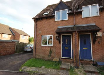 Thumbnail 2 bed terraced house to rent in Teal Close, Bradley Stoke, Bristol
