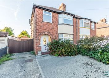Thumbnail 3 bed semi-detached house for sale in Adkins Corner, Perne Road, Cambridge